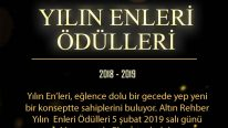 Yılın Enleri Ödülleri 2018-2019
